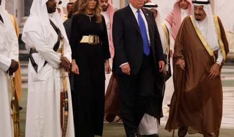 Trump in Arabia: Great Speech, Problematic Visit